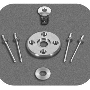 Circle-Dzus-Button-Reinforcement-Plate