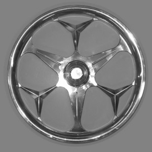 Alcatraz Jr Dragster Front Wheels