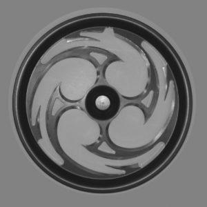 Annihilator Front Wheels For Jr Dragster Drag Racing