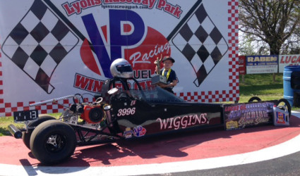 Jr. Fueler Junior Dragster