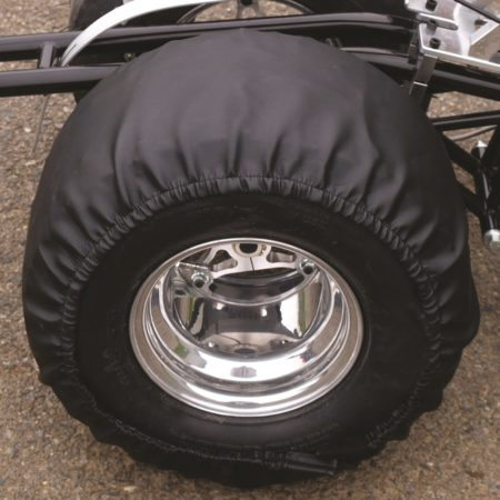 Rear Tire Covers for Junior Dragster